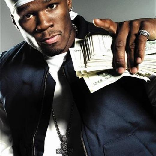 El rapero 50 Cent ha batido a otras superestrellas del mundo de la música...