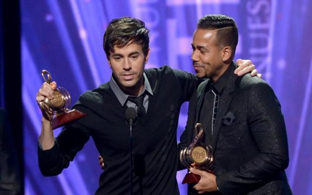 Romeo Santo y Enrique Iglesias destacados