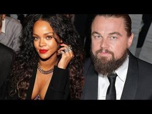 Rihanna comparte casa de Leonardo DiCaprio