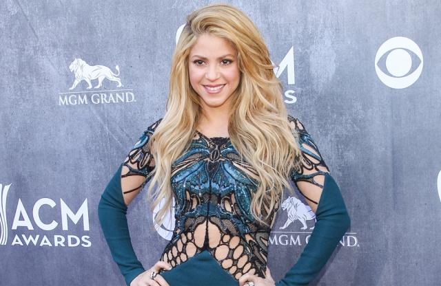 Shakira presume de las habilidades musicales de su hijo Sasha