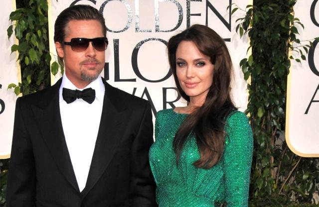Brad Pitt quiso abandonar un rodaje para cuidar de Angelina