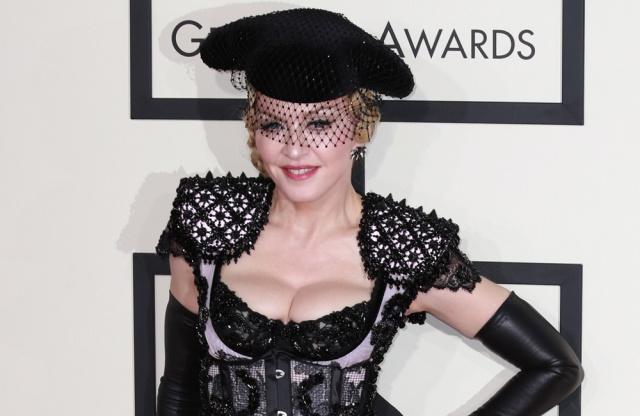 Madonna 'aún lucha' por demostrar que puede ser sexy e inteligente