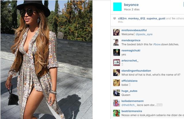 Las celebridades con más seguidores en Instagram