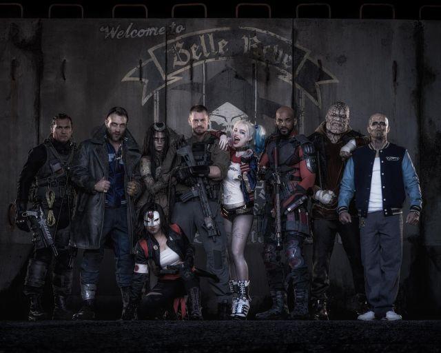 Suicide Squad: Primera Imagen oficial