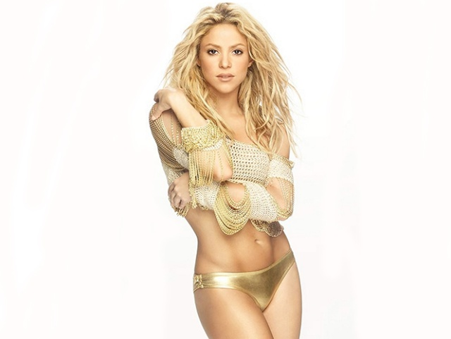 Shakira de Regreso
