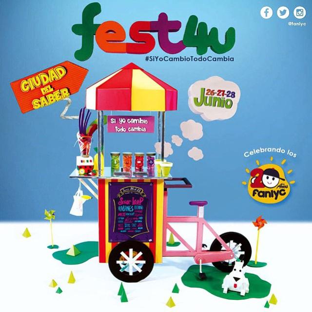 Llegó el Fest4U