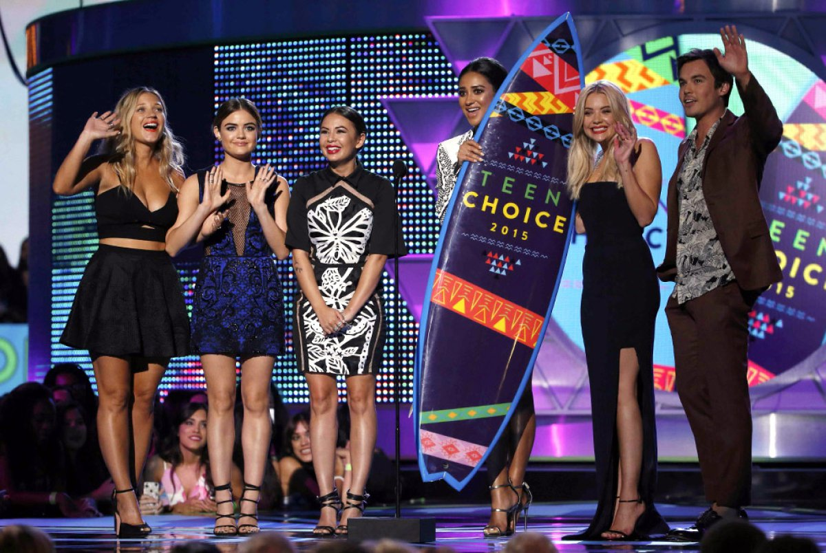 Ganadores Teen Choice Awards