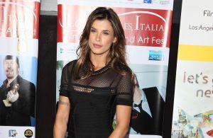 Elisabetta Canalis ha sido madre de una niña