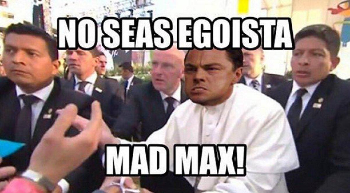 Los memes del Oscar 2016