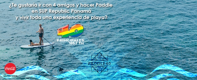 ¡Aprende Paddle y Gana!