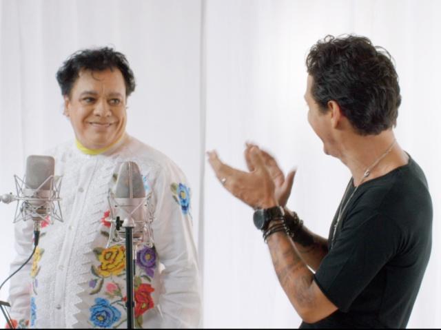Yo te Recuerdo - Juan Gabriel y Marc Anthony