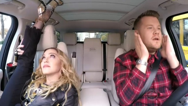 Madonna Carpool Karaoke
