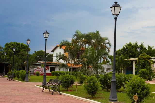 Lugares para visitar en Colclé