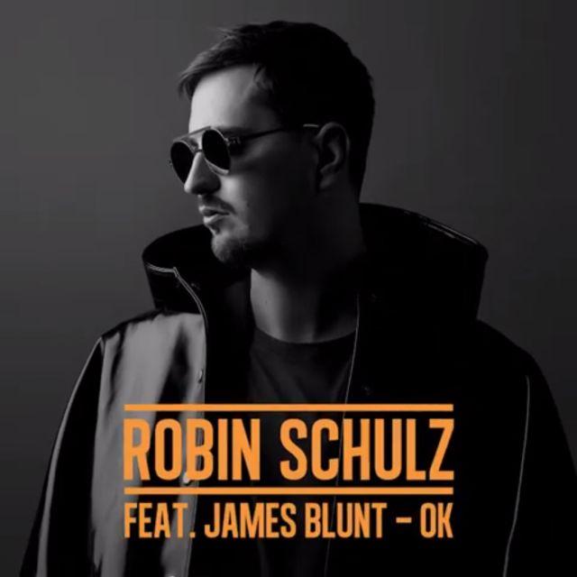 Robin Schulz se une a Blunt en OK
