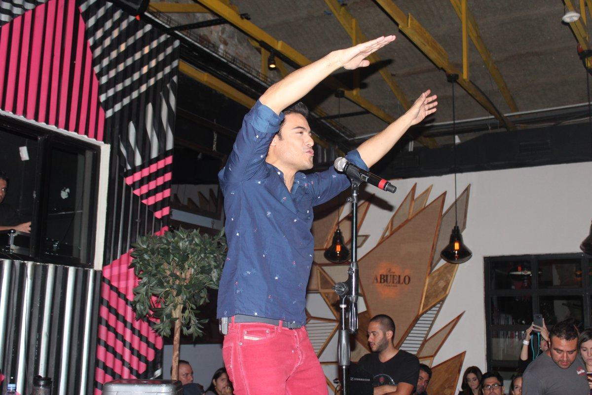 #LOS40LiveSessions con Carlos Rivera