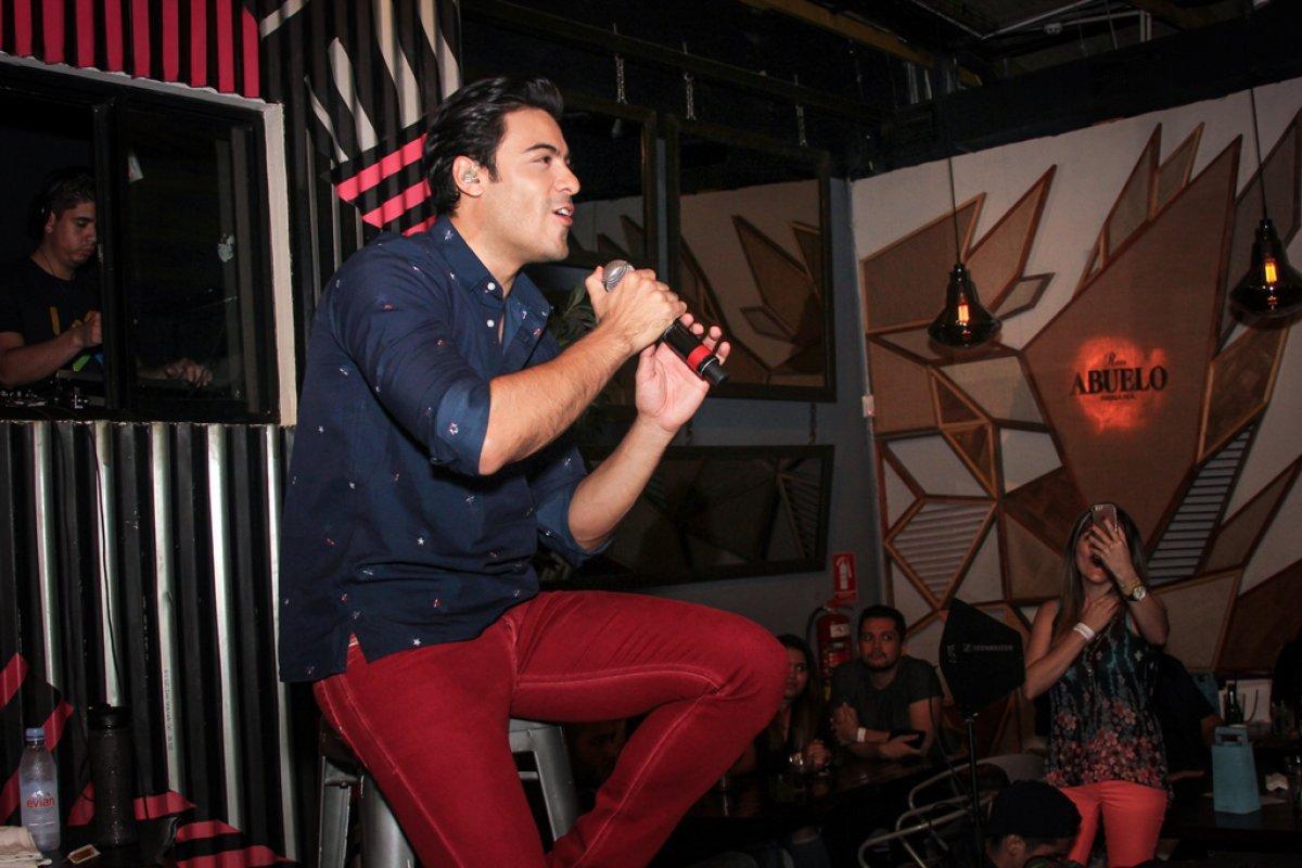 Joaquin Madriz, artista nacional invitado