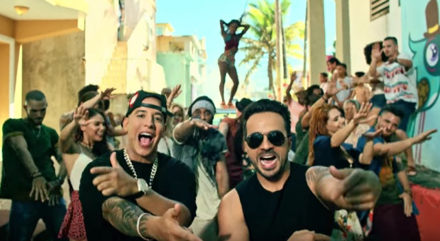 Despacito video más visto en Youtube