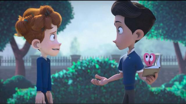 Primer cortometraje animado gay