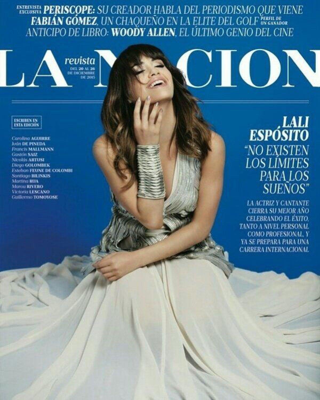 Las portadas de Lali