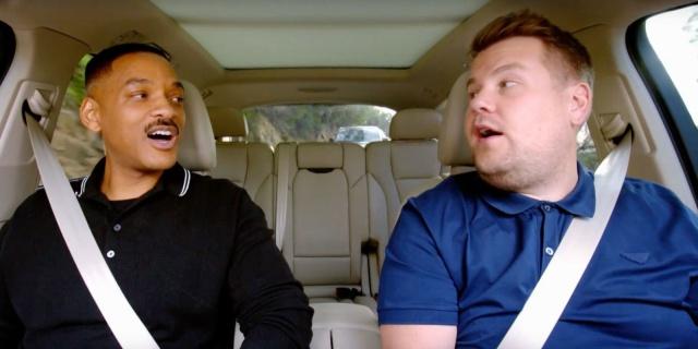 Carpool Karaoke Will Smith