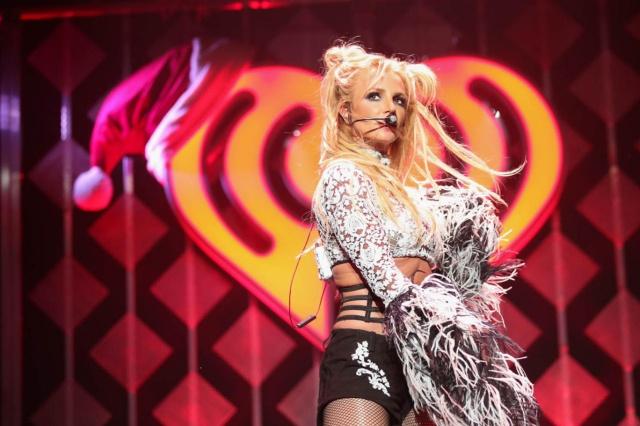 Britney pasa un gran susto