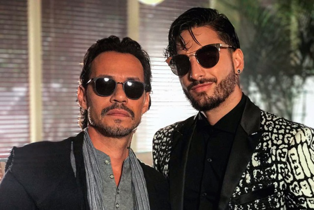 Video Felices Los 40 Maluma junto a Marc Anthony