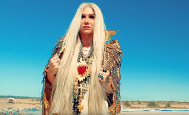 Kesha de #1 en Billboard