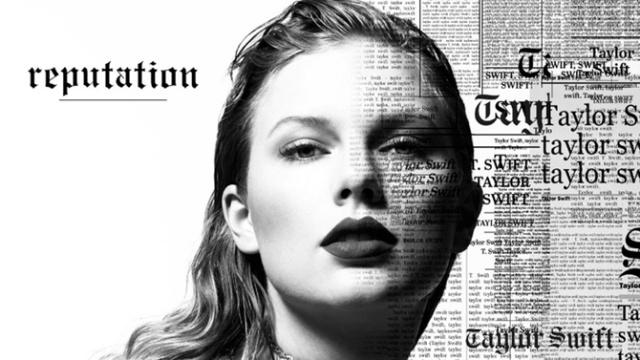 Reputation de Taylor Swift