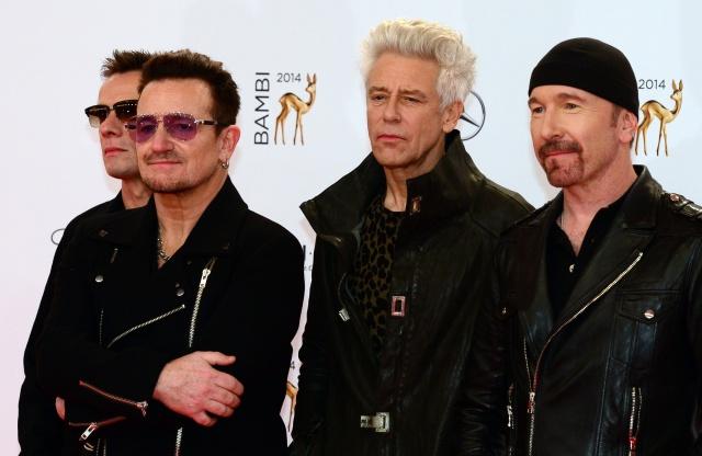 Blackout de U2