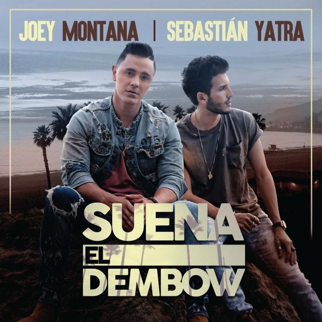Suena El Dembow Joey Montana y Sebastian Yatra