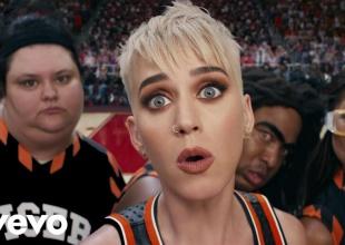 Katy Perry nos muestra cómo se hizo el video de su última canción Swish Swish