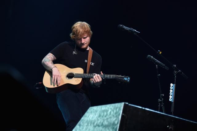 Ed Sheeran habla sobre las drogas