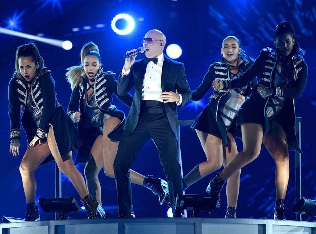 Presentaciones Latin American Music Awards 2017