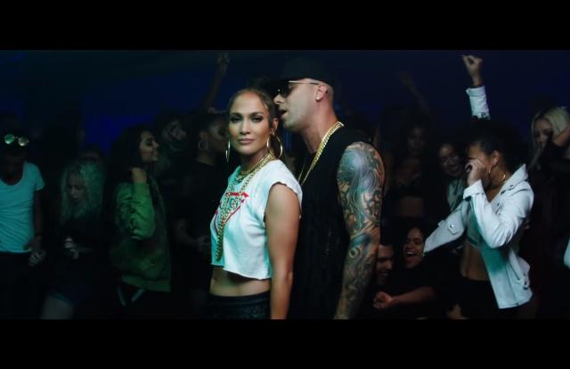 Amor, Amor, Amor Jlo ft. Wisin