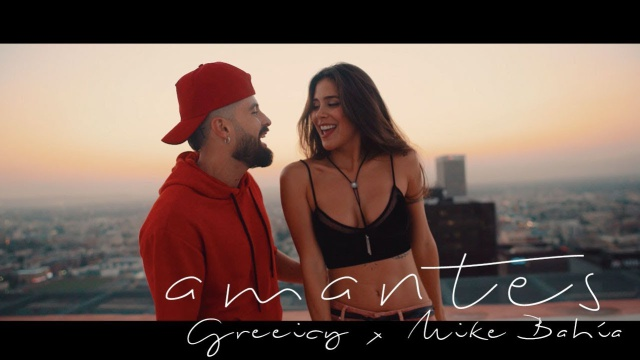 Amantes, Greeicy y Mike Bahía