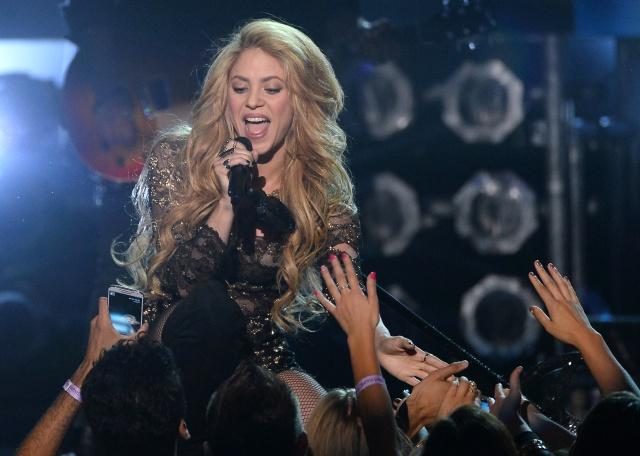 Shakira pospone el inicio de su gira mundial 'El Dorado'