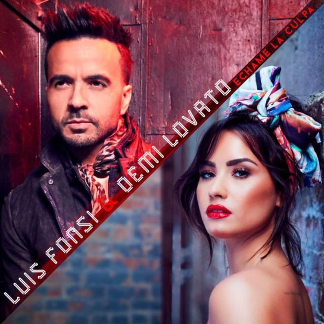 Echame la Culpa, Demi Lovato junto a Luis Fonsi