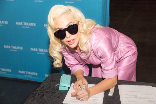 Lady Gaga Confirma show en Las Vegas
