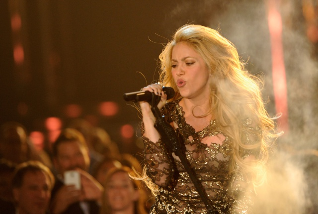 Shakira nuevas fechas del Tour El Dorado