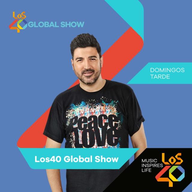 LOS40 Global Show Mejor Programa de Radio