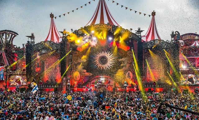 Tomorrowland 2018: