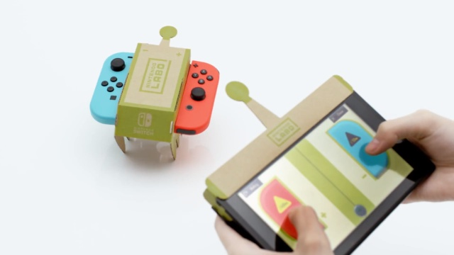 Conoce Nintendo Labo