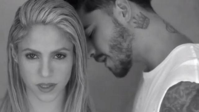 Shakira y Maluma estrenan video de Trap