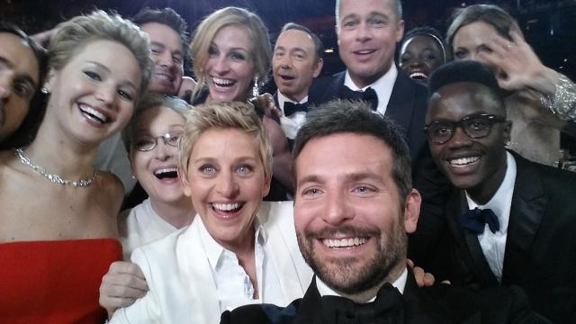 Momentos Increíbles con Ellen