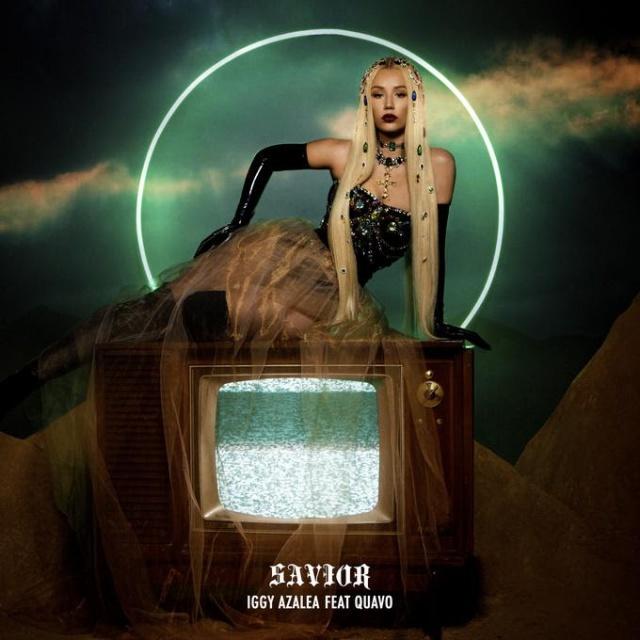 "Iggy Azaela ""Savior"" feat. Quavo"