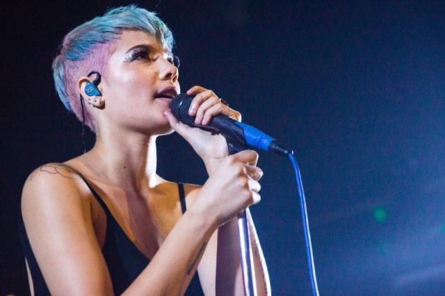 "Halsey estrenó el video de ""Sorry"""