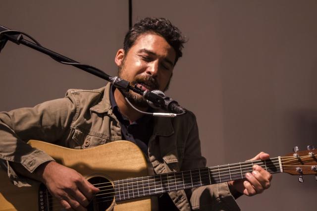 Carlos Mandez representará a Panamá en Festival en Costa Rica