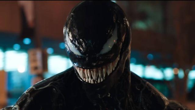 ¡Venom llega al cine y nos sorprende a todos!