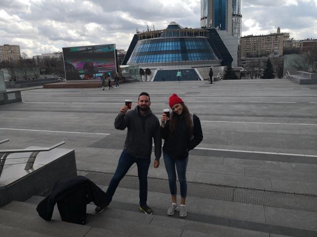 Transmisión Final Ya Párate en Rusia