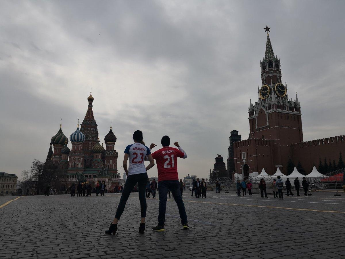 Desde Rusia